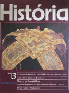 E. Csorba Csilla - História 1984/3. [antikvár]