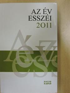Alföldy Jenő - Az év esszéi 2011 [antikvár]