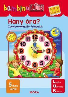 Hány óra? - bambinoLÜK - LDI-137