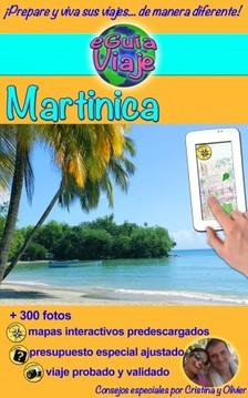 Cristina Rebiere, Olivier Rebiere, Cristina Rebiere - eGuía Viaje: Martinica [eKönyv: epub, mobi]