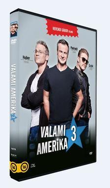 Hernádi Gábor - VALAMI AMERIKA 3 - DVD