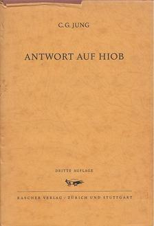 C. G. Jung - Antwort auf Hiob [antikvár]