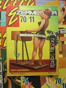 Dezső László - Ezermester 1970. (nem teljes évfolyam) [antikvár]