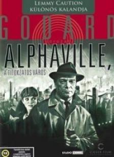 GODARD, JEAN-LUC - ALPHAVILLE, A TITOKZATOS VÁROS DVD