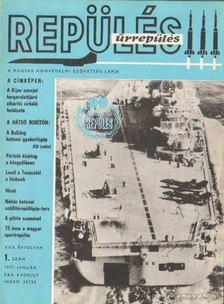 Sárosi Gyula - Repülés, űrrepülés 1977. (teljes) [antikvár]