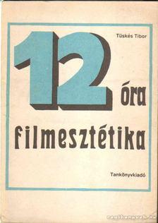 Tüskés Tibor - Tizenkét óra filmesztétika [antikvár]