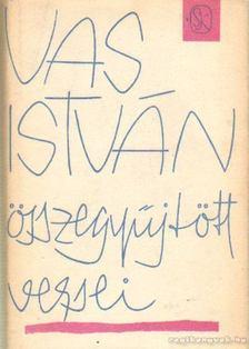 Vas István - Vas István összegyűjtött versei [antikvár]