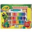 Crayola 74 db-os óriás gyurmak