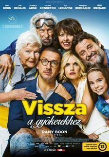 DANY BOON - VISSZA A GYÖKEREKHEZ - DVD