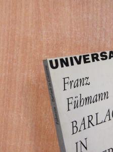 Franz Fühmann - Barlach in Güstrow [antikvár]