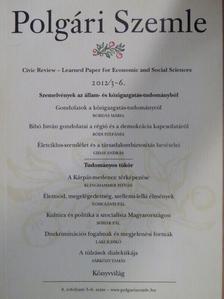 Besenyei Mónika - Polgári Szemle 2012/3-6. [antikvár]