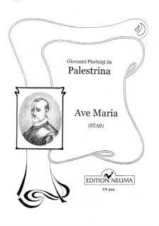 PALESTRINA - AVE MARIA VEGYESKARRA