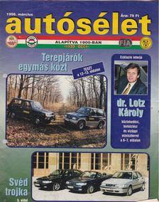 Fehér György - Autósélet 1998. március [antikvár]