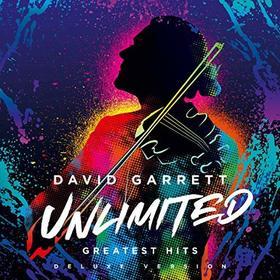 UNLIMITED - GREATEST HITS CD DAVID GARRETT