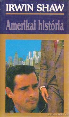 Shaw Irwin - Amerikai história [antikvár]