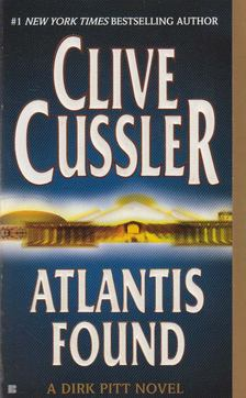 Clive Cussler - Atlantis Found [antikvár]