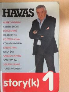 Havas Henrik - Havas story(k) 1 [antikvár]