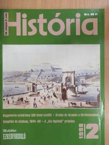Benkő Samu - História 1998/2. [antikvár]