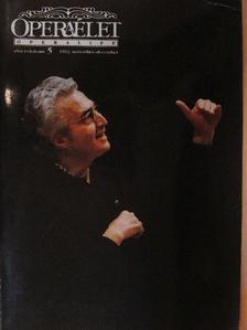Dalos László - Operaélet 1992. november-december [antikvár]