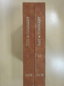 Knézy Judit - Élet és Tudomány 1979. (nem teljes évfolyam) I-II. [antikvár]