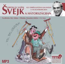 Jaroslav Ha¹ek - Svejk a hátországban - MP3 hangoskönyv