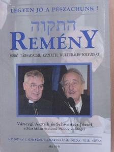 Borsányi Schmidt Ferenc - Remény 2005. tavasz [antikvár]