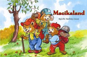 Radvány Zsuzsa - Macikaland