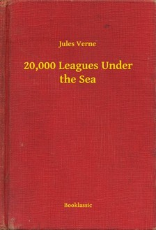 Jules Verne - 20,000 Leagues Under the Sea [eKönyv: epub, mobi]