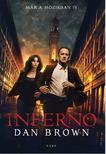 Dan Brown - Inferno - filmes borítóval