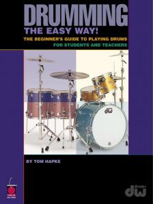 HAPKE, TOM - DRUMMING THE EASY WAY!