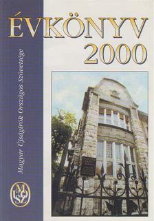 MÚOSZ Évkönyv 2000 [antikvár]