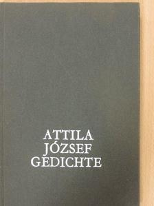Attila József - Gedichte [antikvár]