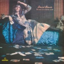 David Bowie - THE MAN WHO SOLD THE WORLD LP DAVID BOWIE