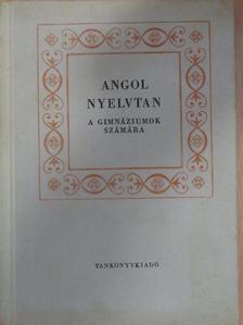 András László - Angol nyelvtan [antikvár]