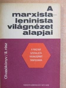 G. Glezerman - A marxista-leninista világnézet alapjai II. [antikvár]