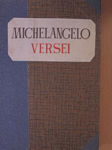 Michelangelo - Michelangelo versei [antikvár]