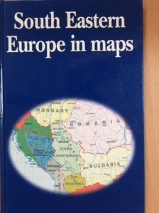 Dövényi Zoltán - South Eastern Europe in maps [antikvár]