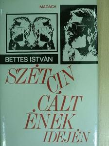 Bettes István - Szétcincált ének idején [antikvár]
