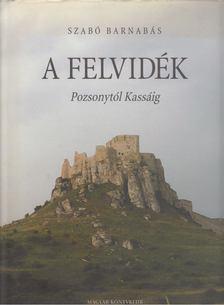 Rózsa Gyula - A felvidék [antikvár]