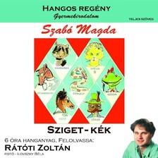 SZABÓ MAGDA - Sziget-kék [eHangoskönyv]