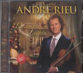 André Rieu - DECEMBER LIGHTS CD - ANDRÉ RIEU -