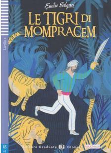 SALGARI, EMILIO - Le tigri di Mompracem + cd