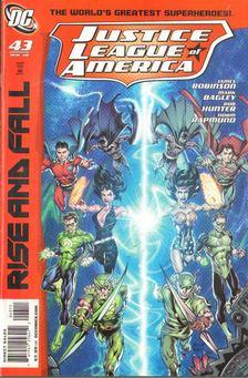 Bagley, Mark, James Robinson - Justice League of America 43. [antikvár]