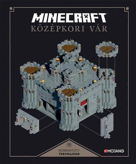 .- - Minecraft - Középkori vár