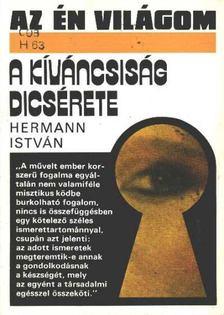 Hermann István - A kíváncsiság dicsérete [antikvár]
