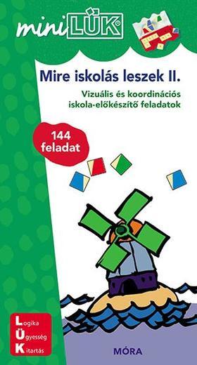 LDI225 - Mire iskolás leszek 2. - miniLÜK - Iskola előkészítő tréning 2