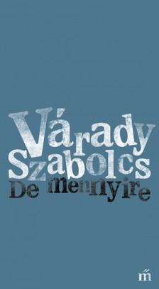 Várady Szabolcs - De mennyire [eKönyv: epub, mobi]