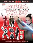 Star Wars - Az utolsó jedik - A nagy matricás album