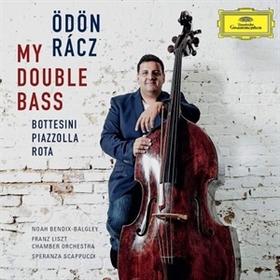 BOTTESINI, PIAZZOLLA, ROTA - MY DOUBLE BASS CD RÁCZ ÖDÖN