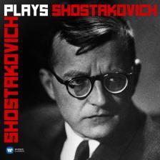 SHOSTAKOVICH - SHOSTAKOVICH PLAYS SHOSTAKOVICH CD